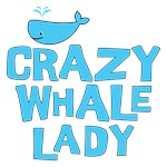 Crazy Whale Lady