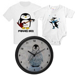 Penguin T-shirts, Penguin Gifts