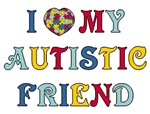 I Love My Autistic Friend