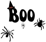 Halloween Boo T Shirts and Gifts