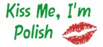 Kiss Me, I'm Polish T-shirt