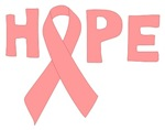 Pink Ribbon Hope T-shirts