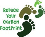 Reduce Your Carbon Footprint Shirt