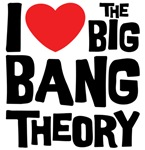 I Love The Big Bang Theory Shirts