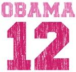 Pink Team Obama Shirts