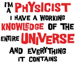 Sheldon Quote Physicist Shirts