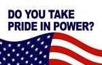 Do You Take Pride in Power?