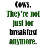 Cows & Beef Breakfast: Funny T-Shirts & Gifts
