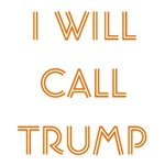 I Will Call Trump Euchre T-Shirts & Gifts