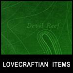 Lovecraftian Items