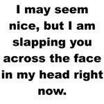I May Seem Nice
