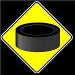 Hockey Puck Crossing
