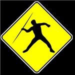 Javelin Throw Crossing