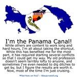 Panama Canal (SQ)