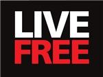 Live Free OAI (black)