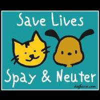Spay and Neuter T-Shirts & Collectibles