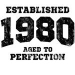 established 1980