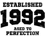 established 1992