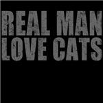 real man love cats