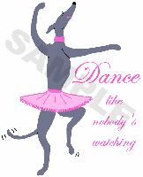 DANCING HOUND