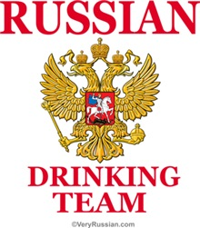 Russian Drinking Team
