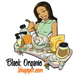 Black Organic Logo