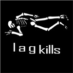 Lag Kills Skeleton