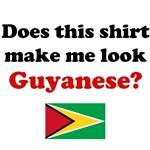 Does This Shirt Make Me Look Guyanese?