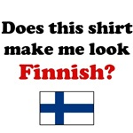 Does This Shirt Make Me Look Finnish?