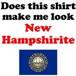 Does This Shirt Make Me Look New Hampshirite?