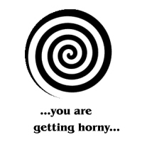 You are getting horny