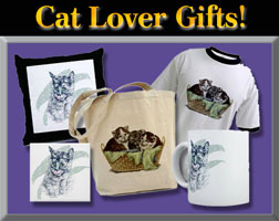 Cat Lover Gifts!