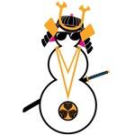 Samurai Snowballers