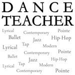 Dance Teacher Words