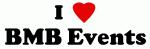 I Love BMB Events