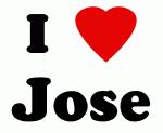 I Love Jose