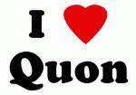 I Love Quon