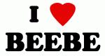 I Love BEEBE