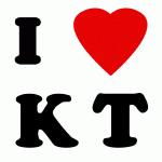 I Love K T