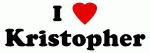I Love Kristopher