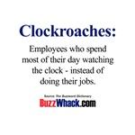 Clockroaches