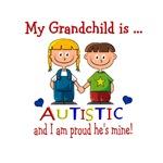 Proud Grandparent (OF A  BOY)