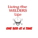 WELDERS (ONE ROD AT A TIME)