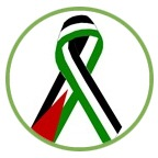 Support Palestine Ribbon