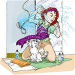 Groomer Humor: Getting Wet