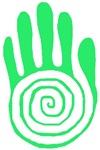 Sacred Hand - Green