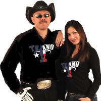 Texas Flag Steer Head
