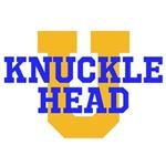 KNUCKLE HEAD U