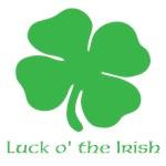 Luck o' the Irish - Shamrock