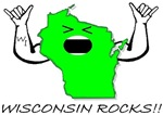 WISCONSIN ROCKS!!